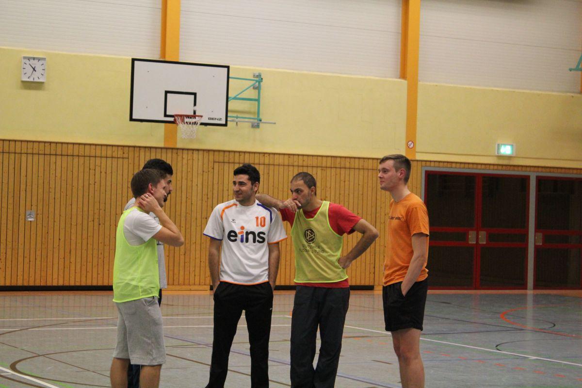 gemeinsam sport machen